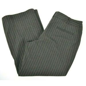 Worthington Modern Fit Pinstripe Trousers